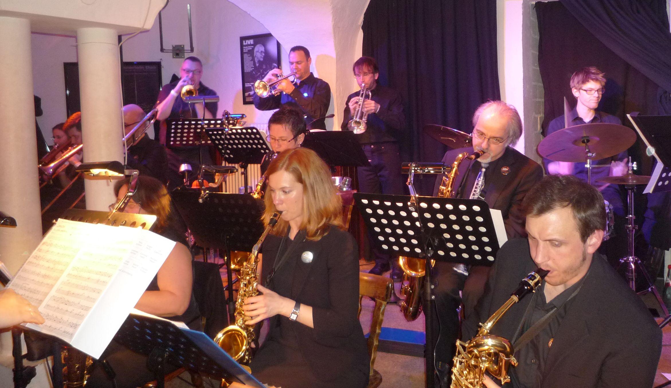 Jazzkaller Hanau 2014